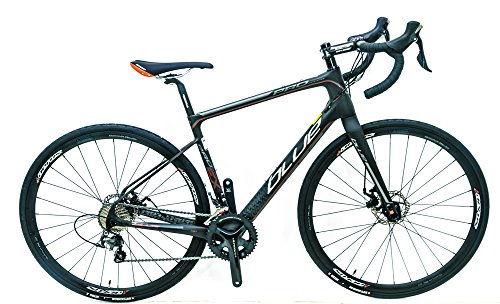 Blue Competition Cycles Blue Prosecco EX M 53.5cm 700c Carbon Cyclocross CX Bike Shimano Ultegra 11s NEW