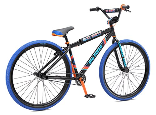SE Big Flyer 29″ BMX Bike – 2018 29 BLACK