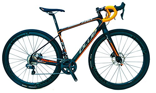 Blue Competition Cycles Blue Prosecco S 51cm 700c EX-Gravel Carbon Cyclocross CX Bike Ultegra Di2 NEW