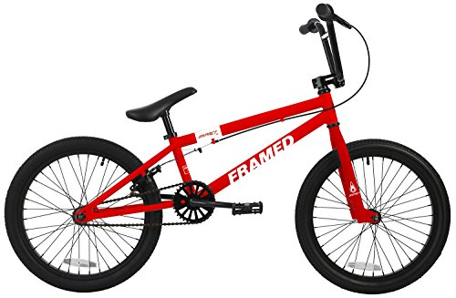 Framed Impact XL BMX Bike Red Mens Sz 20in