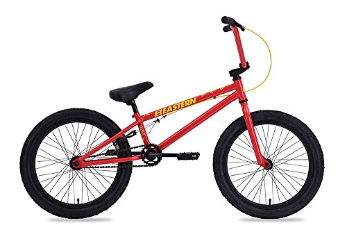 Eastern Bikes BMX Bike – Lowdown Red, 20″
