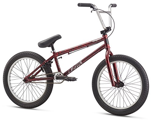 Mongoose Legion L80 20″ Wheel Freestyle Bike, Maroon, One Size