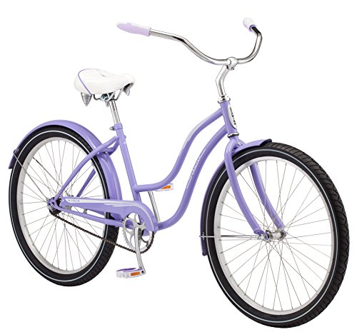 Schwinn Women's Talia Cruiser 26″ Wheel Bicycle,