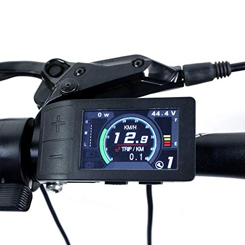 BAFANG BBS02B 750W 48V Ebike Motor with LCD Display 500C Mid Drive Electric Bike Conversion Kits