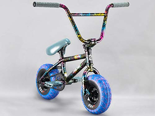 Rocker 3+ Splatter BMX Mini BMX Bike