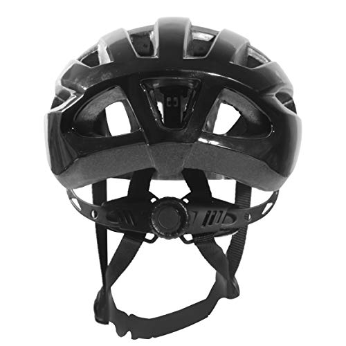 DRBIKE Bicycle Helmet for Men, Women & Youth – Ptraligerformance & Safety w/Active Ventilation, Lightweight PC+EPS Cycling Helmet with Adjustable Straps & Dial, Cycling Helmet for Adult, Black