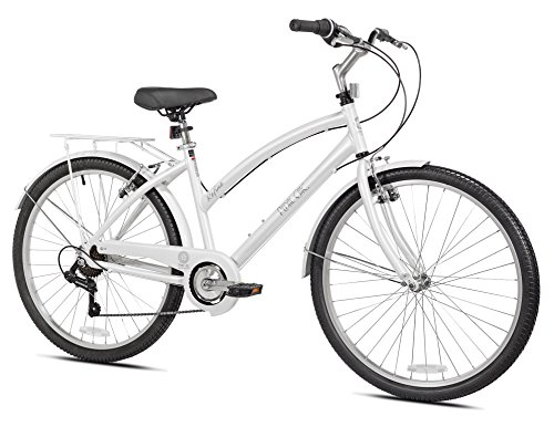 """Pedal Chic Women's 26"""" Refine Comfort Bicycle, 17″/One Size"""