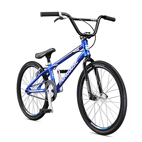 Mongoose-Title-BMX-Race-Bike-for-Beginner-Riders-Featuring-Lightweight-Tectonic-T1-Aluminum-Frame-and-Internal-Cable-Routing